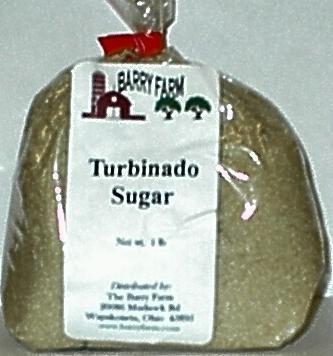 Turbinado Sugar, 1 lb.