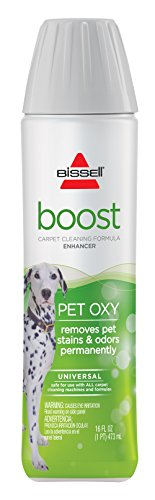 Bissell 1613A Pet Boost Oxy Formula for Cleaning Carpets