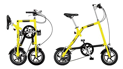 Italian Designed Nanoo Folding Bicycle 12