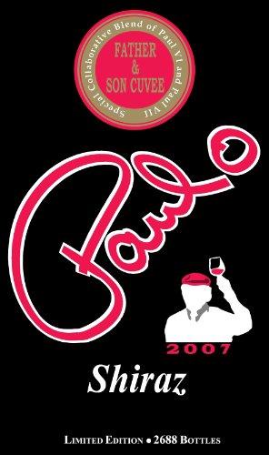 2007 Messina Hof Winery Paulo Shiraz 750 Ml