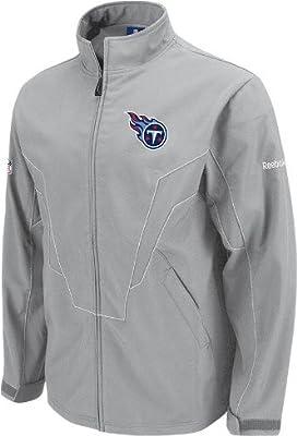 Tennessee Titans Reebok Sideline United Softshell Full Zip Premium Jacket