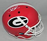 Terrell Davis Signed Helmet - Georgia Bulldogs Full Size - JSA Certified - Autographed College Helmets at Amazon.com