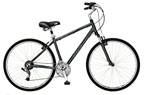 Schwinn 700c Men's Connection GSL Hybrid Bike (16-Inch Small Frame)