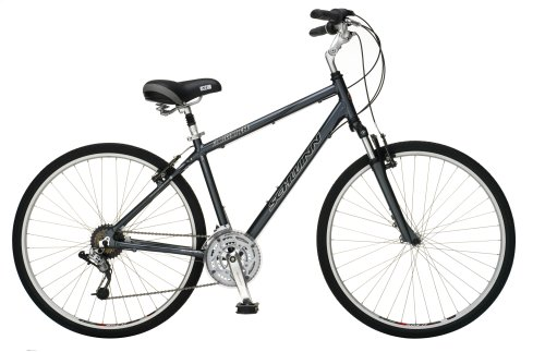 Reviews Schwinn 700c Men\'s Connection GSL Hybrid Bike (16-Inch Small ...