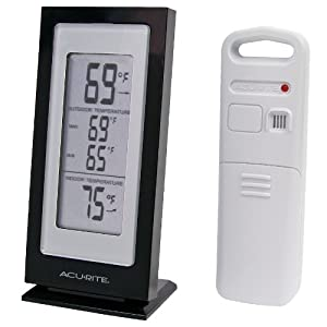 Acu Rite 00831a1 Wireless Thermometer
