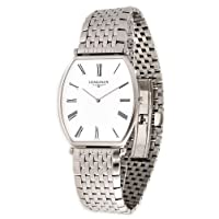 [ロンジン]LONGINES 腕時計 グランクラシック ホワイト文字盤 L4.786.4.11.6 メンズ 【並行輸入品】