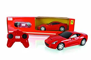 Rastar 1:24 Ferrari California Radio Controlled Car by Rastar