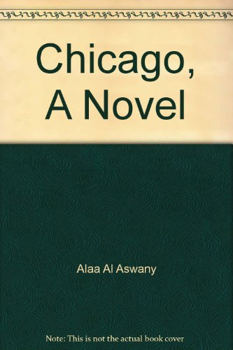 Chicago, A Novel
