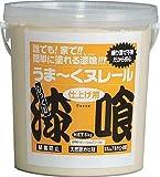 日本プラスター うま~くヌレール 5kg 白色 12UN01_5145