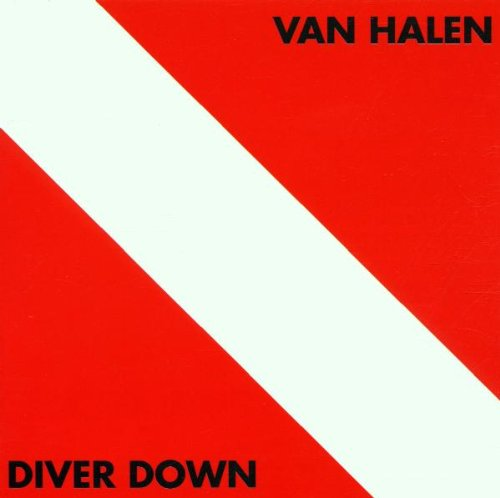 Diver Down artwork
