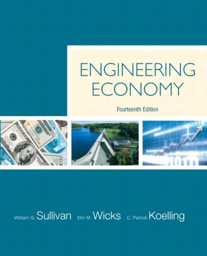 Engineering Economy (14th Edition)