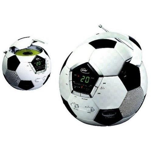 lecteur cd radio ballon de football lecteur cd radio. Black Bedroom Furniture Sets. Home Design Ideas
