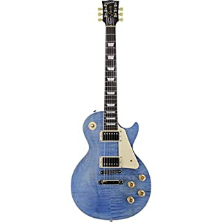 Gibson ���֥��� 2015ǯ��ǥ� Les Paul Traditional 2015 Ocean Blue��SN.150023102��