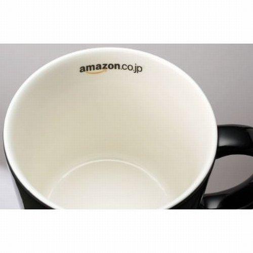 Amazonオリジナルマグカップ黒