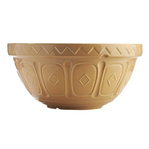 Mason Cash Cane Mixing Bowl, 10.5-Quart (Ceramic Bread Bowl compare prices)