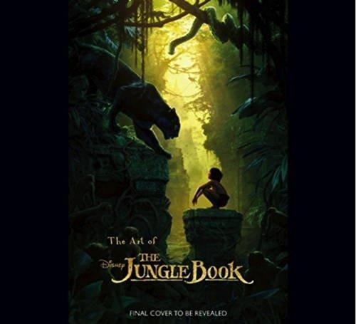 Art Of The Jungle Book. Film