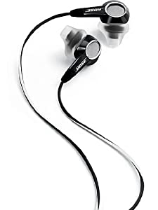 Bose TriPort In-Ear Headphones - Headphones ( ear-bud ) - black