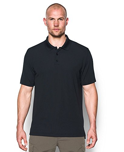 Under Armour Men's Tactical Performance Polo, Black (001), X-Large