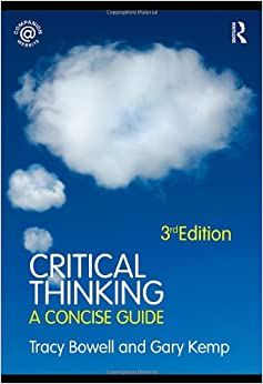 Critical Thinking  th Ed Edition SP ZOZ   ukowo