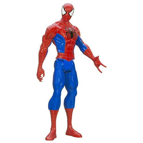 Marvel Spider-Man Titan Hero Series Spider-Man 12-Inch Figure