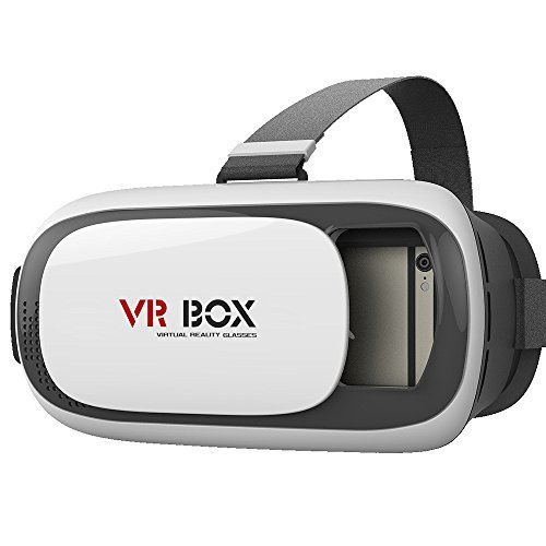 SEGURO® 2nd Generation Video Movie Game Virtual Reality Headset/3D Glasses