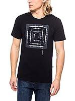 Cerruti Camiseta Manga Corta CMM8023450 C0843 (Negro)