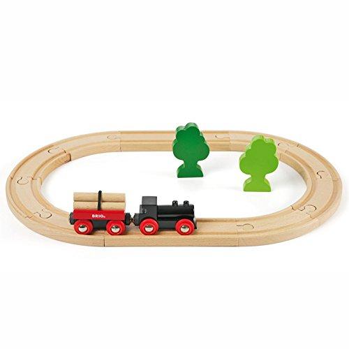 BRIO BRI-33042 Little Forest Train Starter Set