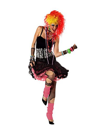 [80S Party Girl Costume] (80s Costumes For Men Ideas)