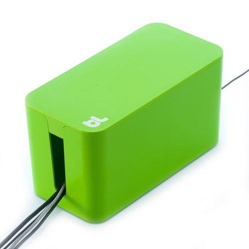 Blue Lounge ケーブルボックスミニ ライムグリーン CableBox Mini Lime Green BLD-CBMN-LG