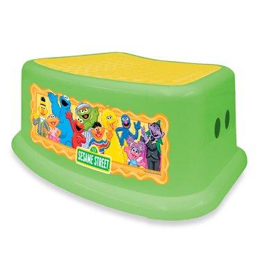 Sesame Street Potty Training