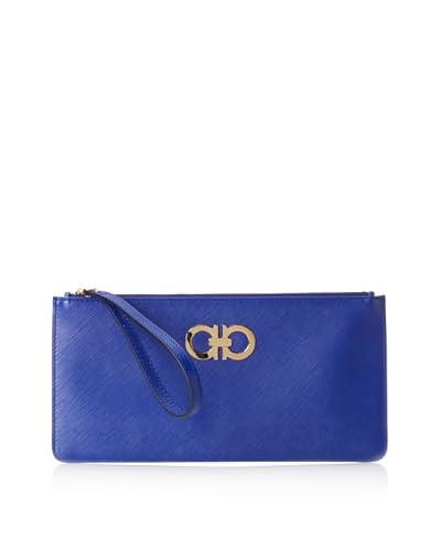 Salvatore Ferragamo Women's Wallet, Violet