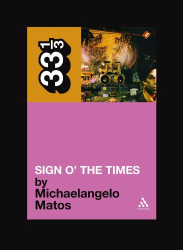 Prince'S Sign O' The Times (Thirty Three And A Third Series)