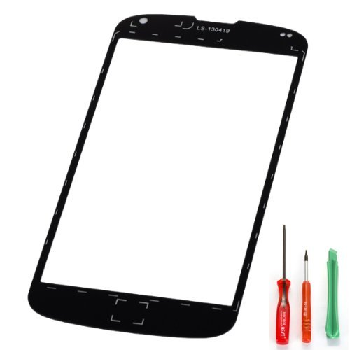 Lg Nexus 4 E960 Touch Screen Digitizer Outer Glass Lens Replacement+Tools+Tape