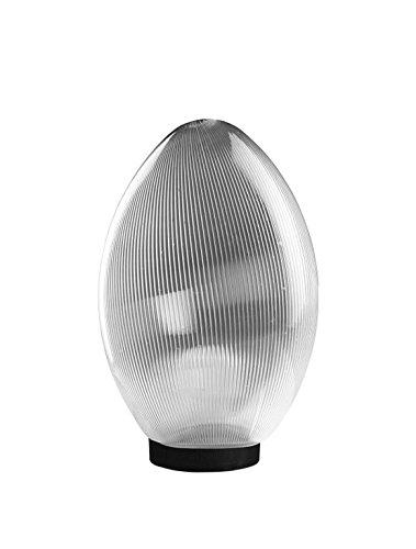 PCL T200 60 Watt CFL Bulb (Black Base,Pack of 1)