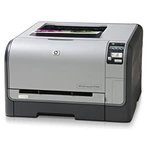 HP Color LaserJet CP1515N Farblaserdrucker