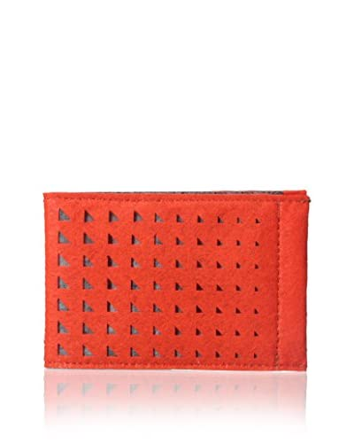 M.R.K.T. Willard Business Card Holder, Sweet Tangerine