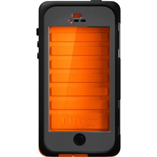 ★iPhone 5対応★OtterBox iPhone 5 Armor ケース[オッターボックス ハードケース] (Electric Orange)