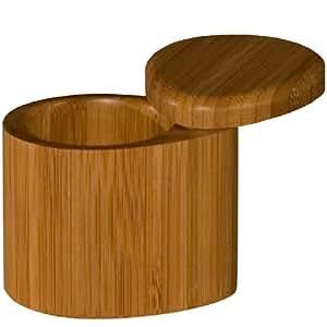 Totally Bamboo Salt Box, Small