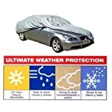 Volvo S70, V70, XC70, C70, S80, S90 & V90 - XL - High Quality All Weather Fully Waterproof & Breathable Indoor/Outdoor Car Cover