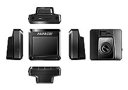Papago GS118-US Go Safe 118 Car Dashboard Camera 720p