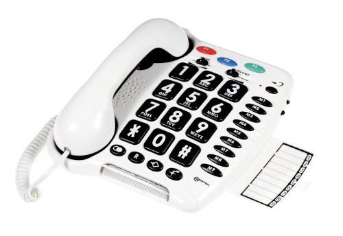Geemarc CL100 Téléphone amplifié grosses touches