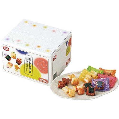 亀田製菓 化粧箱124gおもちだま おもちだま800
