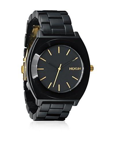 Nixon Reloj con movimiento japonés Man Time Teller  37 mm