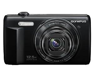 Olympus VR-370 - Cámara compacta de 16 Mp (pantalla de 3