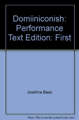Dominicanish: A Performance Text