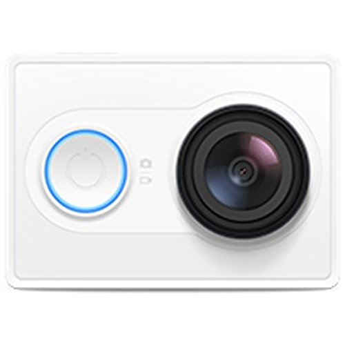 Sale!! Xiaoyi Yi Action Camera with Wi-Fi, White - International Version