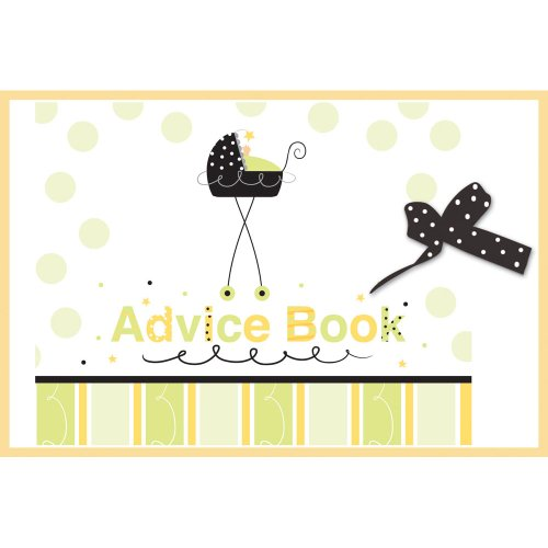 Stoller Fun Advice Book front-130889