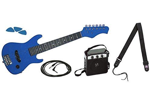 delson-starsingerbl-pack-de-guitare-electrique-pour-enfant-bleu