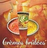 Livre de recettes Crèmes Brûlées, Mastrad