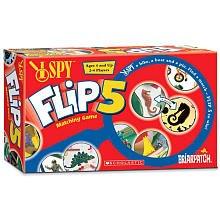 Briarpatch I Spy Flip Five